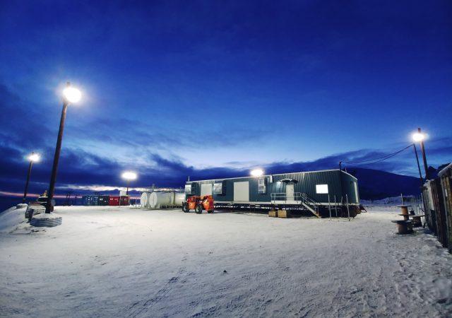 Centrale modulaire préfabriquée, Grise Fiord