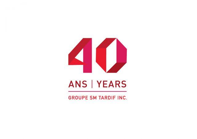 Dévoilement du logo de notre 40e anniversaire