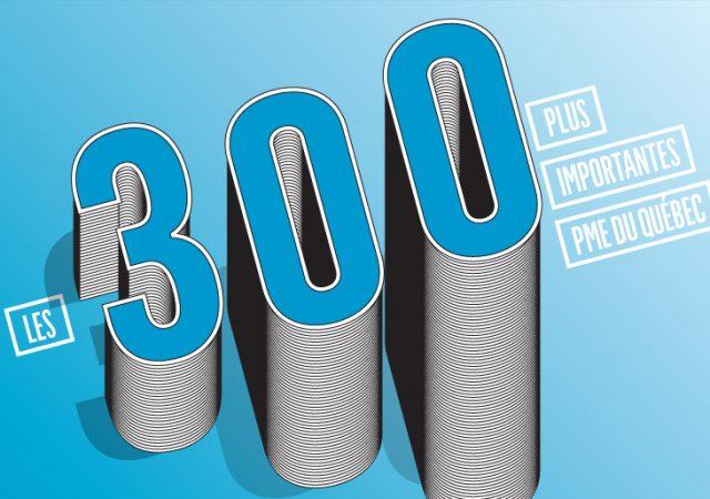 Le Groupe SM Tardif au 99e rang parmi les 300 PME les plus importantes du Québec!